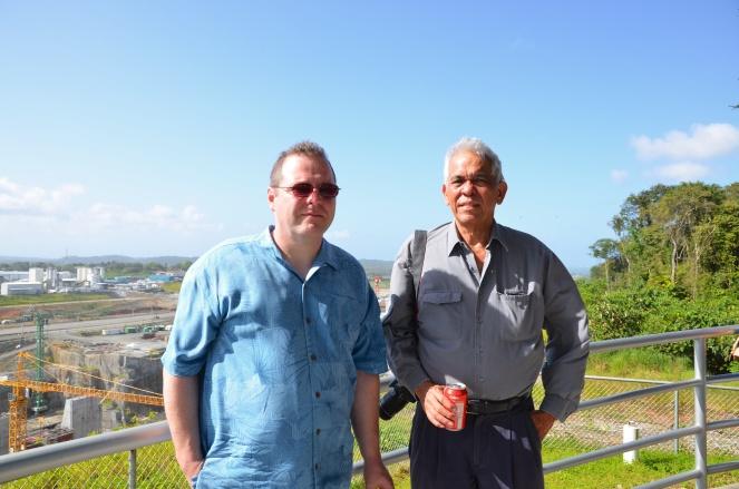 Doug and my dad.