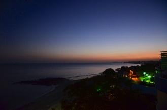 Sunset in Coronado