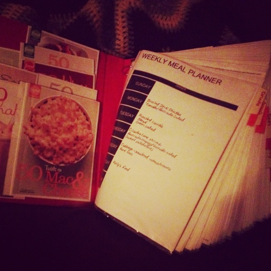 My own little cookbook