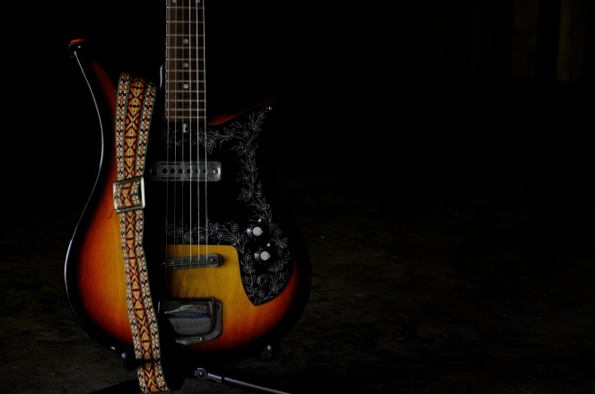 Solo guitar; Spotsylvania, Virginia